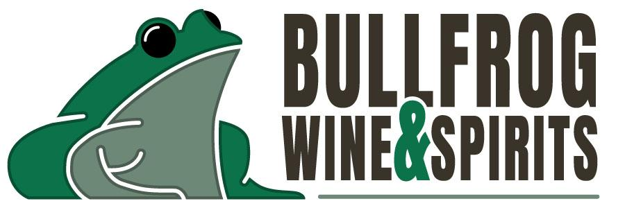 Bullfrog Wine & Spirits Logo